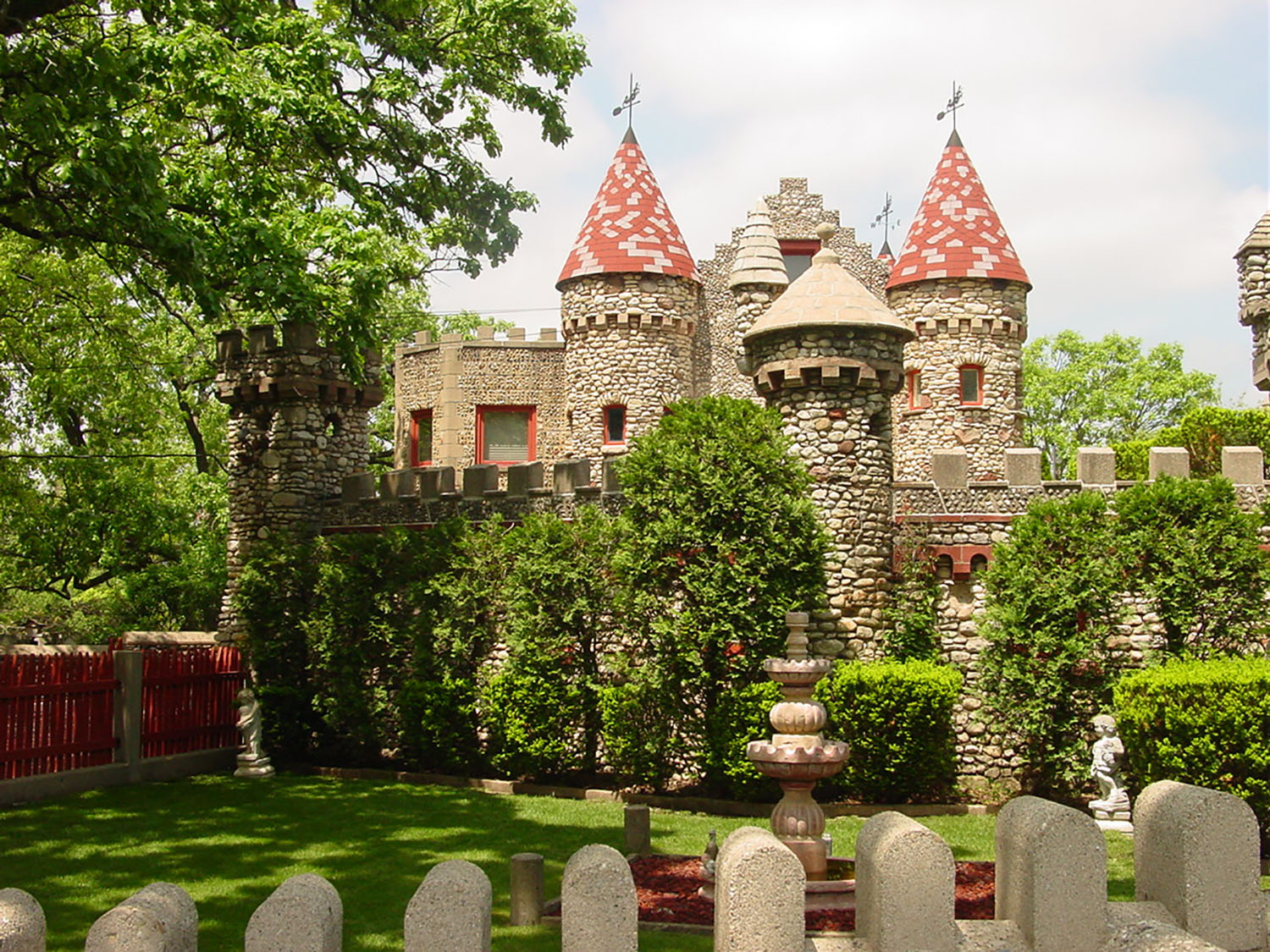 The Bettendorf Castle