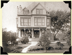 Ansel B. Cook House - Click to Enlarge