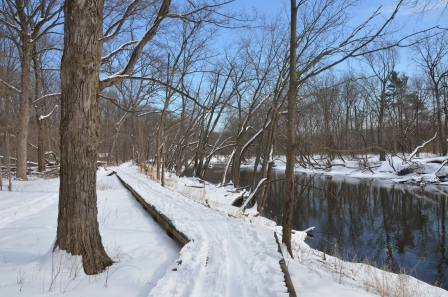 Lake County Forest Preserves Cross-Country Skiing Trails