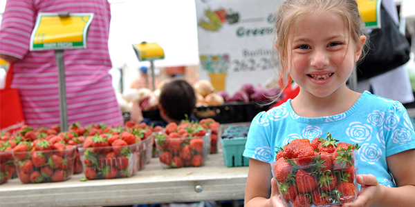Grayslake's Summer Farmers Market - Click to Enlarge