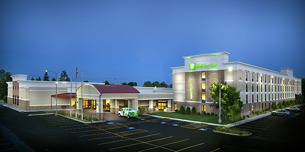 Holiday Inn & Conference Center Gurnee - Click to Enlarge